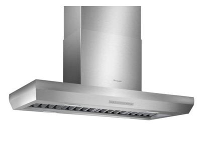 "54"" Thermador  Professional Island Hood, Optional Blower - HPIN54WS"
