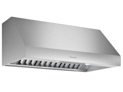"42"" Thermador Pro Grand Wall Hood, Optional Blower  - PH42GWS"