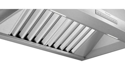 """36"""" Thermador  Professional Chimney Wall Hood, Optional Blower - HPCN36WS"""
