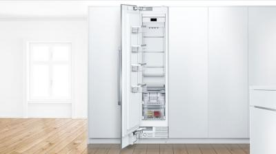 """18"""" Bosch Benchmark Built-In Single Door Freezer with Home Connect - B18IF900SP"""