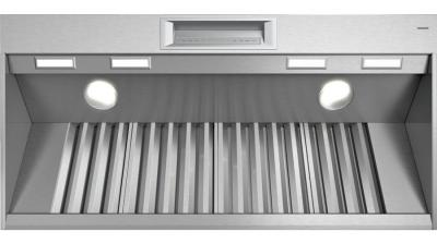 """60"""" Thermador Professional Series Pro Grand Wall Hood, Optional Blower - PH60GWS"""